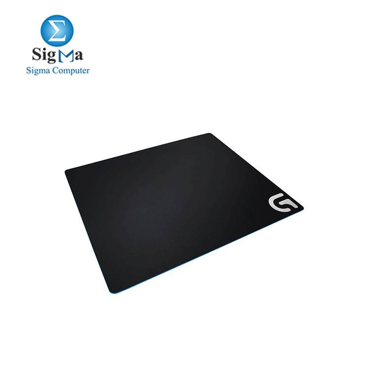 Logitech G640 Large Cloth Gaming Mouse Pad - Black
