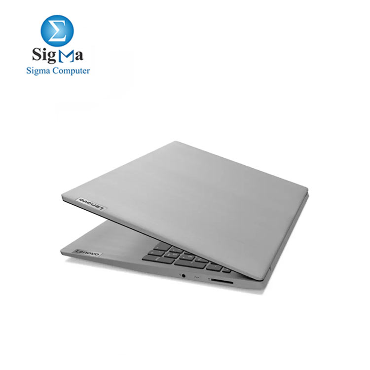 Lenovo IdeaPad 3 Core i3-10110U- 4GB- 1TB- 15.6FHD- MX130-2G- DOS - PLATINUM GREY