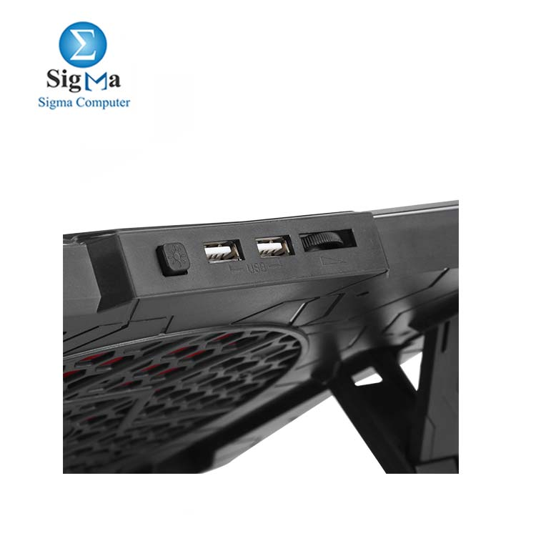 "MARVO FN40  17"" LAPTOP COOLING STAND"