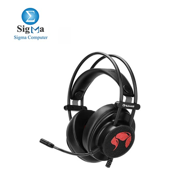 MARVO HG9055 GAMING HEADSET 7.1 SURROUND Backlight: 7 colors
