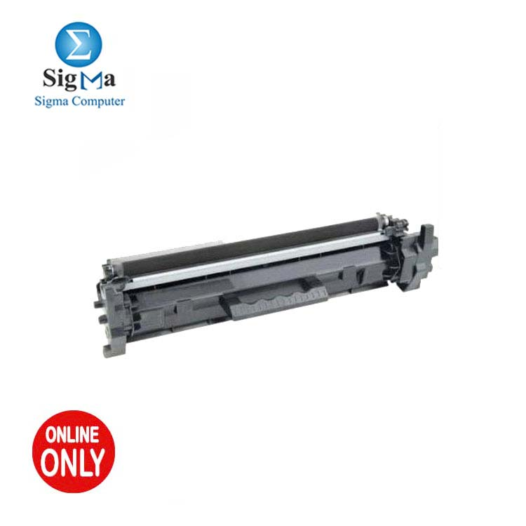 FOR Hp 17a Laser jet Black Toner Print Cartridge compatible